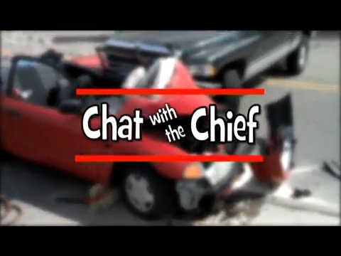 Chat with the Chief - July 18, 2015