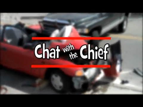 Chat with the Chief - August 17, 2015