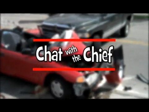 Chat with the Chief - September 21, 2015