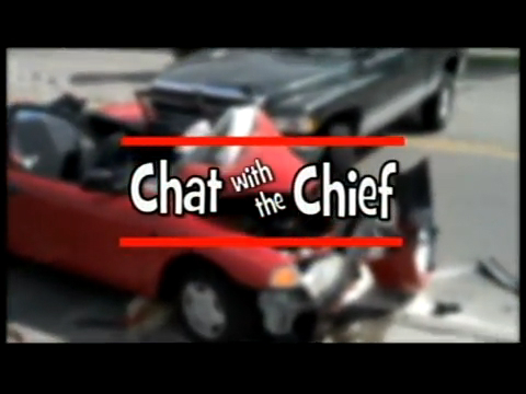 Chat with the Chief - October 23, 2015