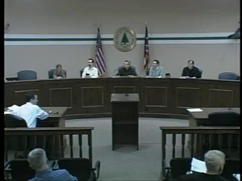 Lebanon Planning Commission - March 15, 2011