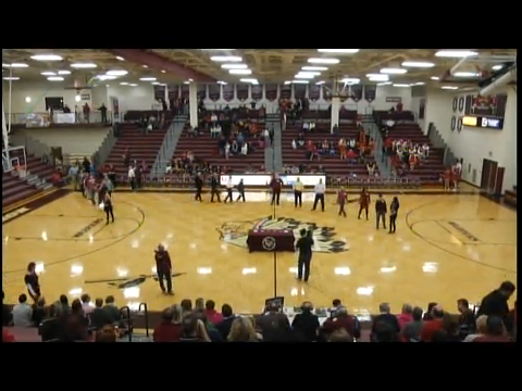 LHS Sports Hall of Fame Ceremony - December 20, 2014